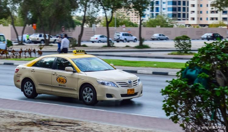 такси абу даби дубай